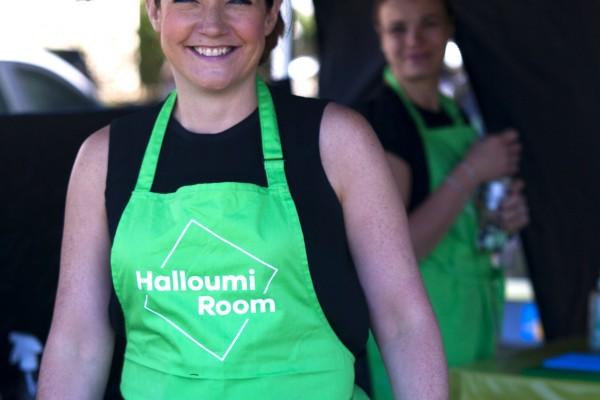 We Love Halloumi Rooms Wraps